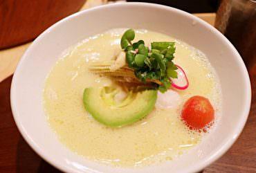 【東京必吃拉麵推薦】米其林推薦的篝雞白湯拉麵