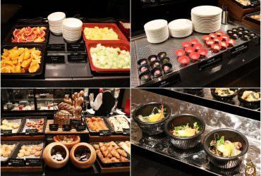 【東京美食】京王廣場飯店Glass Court吃到飽!菜餚多多!