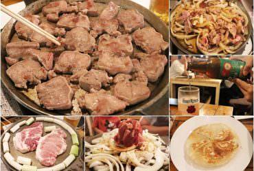 【青森十和田美食推薦】司蒙古烤肉,傳說中的B級美食 司バラ焼き大衆食堂