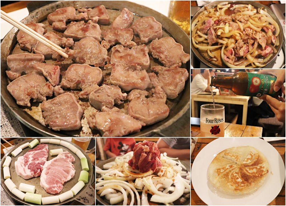 【青森十和田美食推薦】司蒙古烤肉,傳說中的B級美食|司バラ焼き大衆食堂