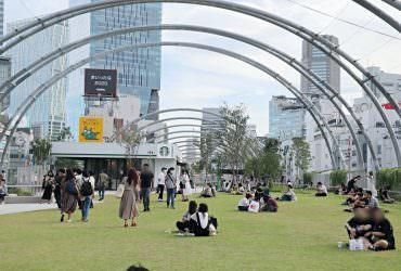 東京澀谷最新觀光景點推薦~快來宮下公園享受空中公園!交通、內部詳細介紹~